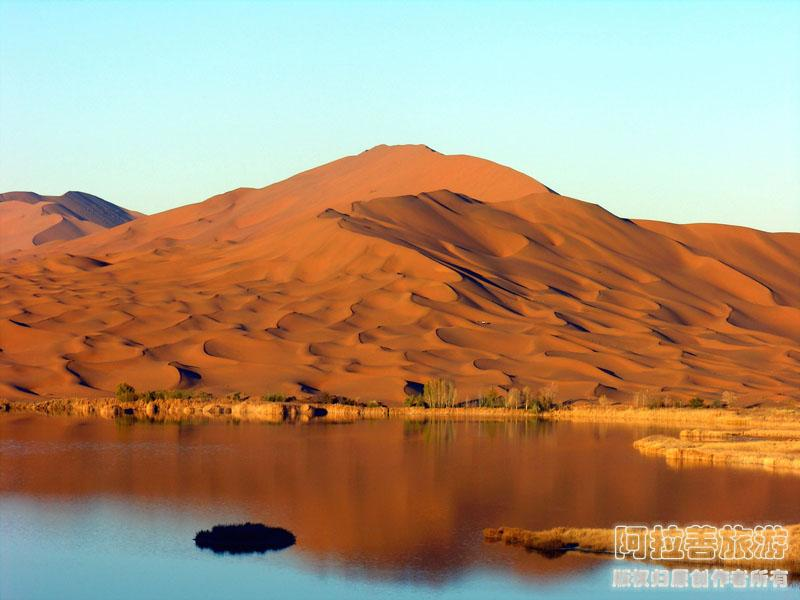 el desierto de los lagos Badain%20Jaran%20Desert%20Tourism%20District