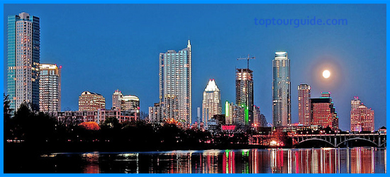 Austin Texas Attractions Long Tail Keywords Austin Texas – Austin Tourist Attractions Map