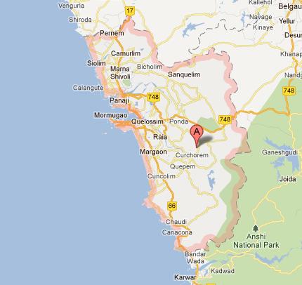 Goa india tourism goa google map beaches goa sightseeing goa google map gumiabroncs Images