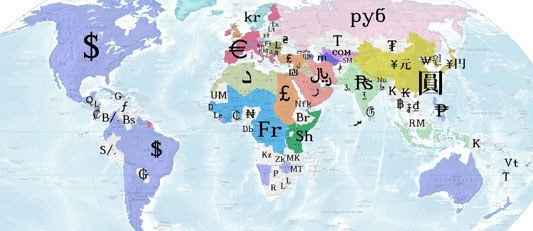 Currency Codes Standard Currency Symbols Iso 4217 Codes
