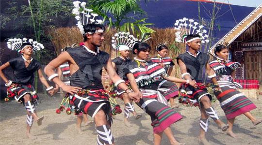 Bihu festival